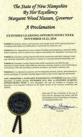 ELO week proclamation