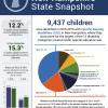 NH State Snapshot summarizing key data for New Hamoshire