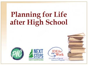 Planning for Life After presentation cover