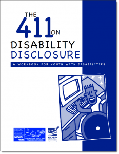 411 on Disability