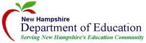 New Hampshire Department of Education logo
