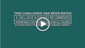 Helping Students with Disabilities Video