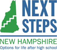 next steps homepage