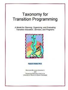 Taxonomy 1.0 document cover